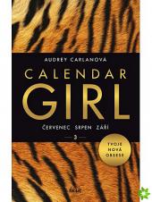 Calendar Girl 3 - Červenec, Srpen, Září obálka knihy