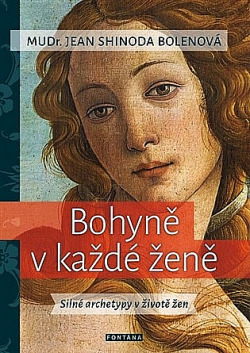 Bohyně v každé ženě obálka knihy