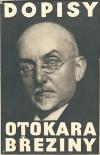 Dopisy Otokara Březiny I, Františku Bauerovi