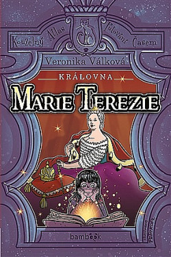 Královna Marie Terezie obálka knihy