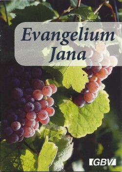 Evangelium Jana obálka knihy