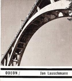 Jan Lauschmann obálka knihy