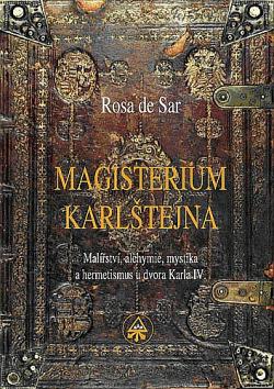 Magisterium Karlštejna obálka knihy