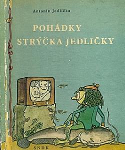 Pohádky strýčka Jedličky obálka knihy