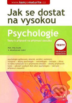 Jak se dostat na vysokou - Psychologie obálka knihy
