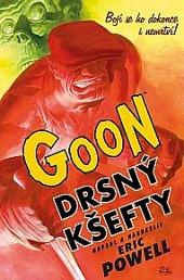 Goon #0: Drsný kšefty obálka knihy