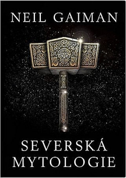Severská mytologie obálka knihy