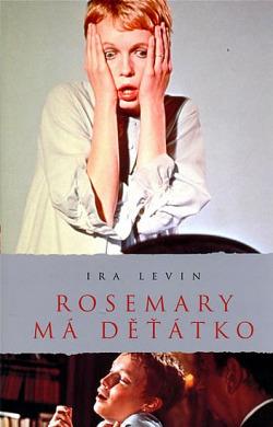 Rosemary má děťátko obálka knihy
