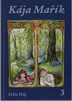 Kája Mařík 3 obálka knihy
