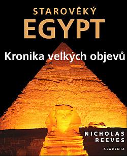 Starověký Egypt obálka knihy