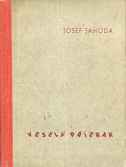 Veselý přízrak obálka knihy