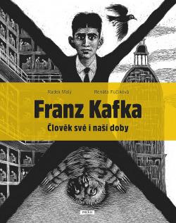 Franz Kafka - Člověk své a naší doby obálka knihy