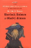 Sherlock Holmes a Ohnivý démon obálka knihy