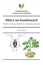 Mšice na bramborách: Výskyt, význam, škodlivost a ochrana proti nim obálka knihy