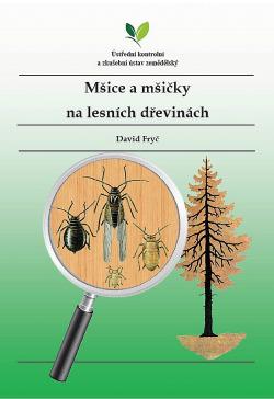 Mšice a mšičky na lesních dřevinách obálka knihy