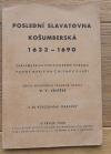 Poslední Slavatovna Košumberská 1633-1690