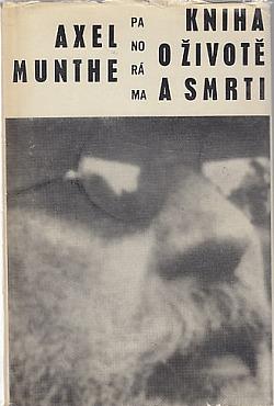 Kniha o životě a smrti obálka knihy