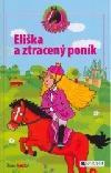 Eliška a ztracený poník obálka knihy