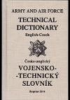 Vojensko-technický slovník anglicko-český a česko-anglický