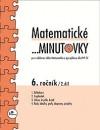 Matematické ...minutovky 6. ročník – 2. díl