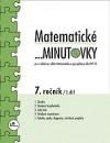 Matematické ...minutovky 7. ročník – 1. díl