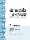 Matematické ...minutovky 7. ročník – 2. díl