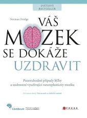 Váš mozek se dokáže uzdravit obálka knihy