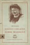 Národní umělkyně Marie Majerová