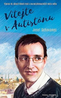 Vítejte v Autistánu obálka knihy