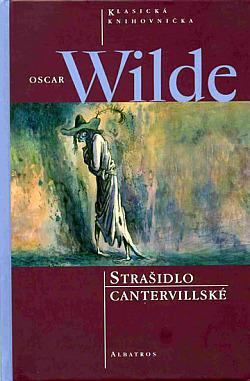 Strašidlo cantervillské obálka knihy
