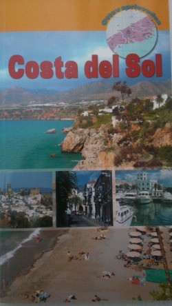 Costa del Sol obálka knihy