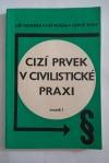 Cizí prvky v civilistické praxi