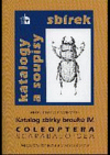 Katalog sbírky brouků IV. (Coleoptera: Scarabaeoidea)