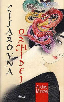 Císařovna Orchidej obálka knihy