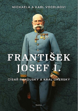 František Josef I. obálka knihy