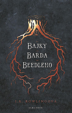 Bajky barda Beedleho obálka knihy