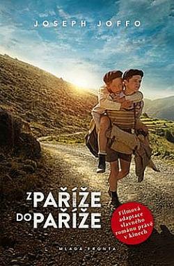 Z Paříže do Paříže obálka knihy