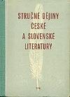 Stručné dějiny české a slovenské literatury