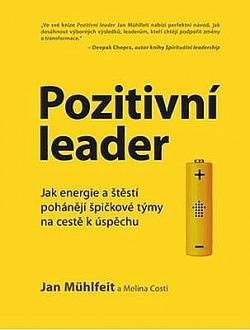 Pozitivní leader obálka knihy