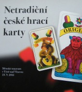 Netradiční české hrací karty
