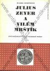 Julius Zeyer a Vilém Mrštík