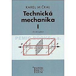 Technická mechanika I obálka knihy