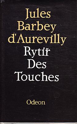 Rytíř Des Touches obálka knihy