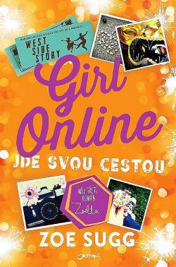 Girl Online jde svou cestou obálka knihy