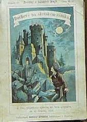 Duchové na skotském zámku: povídka z minulosti obálka knihy