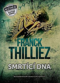 Smrtící DNA obálka knihy