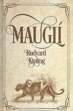 Mauglí obálka knihy
