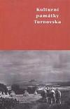 Kulturní památky Turnovska obálka knihy