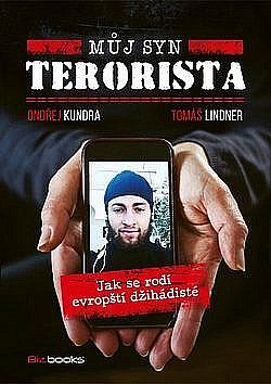 Můj syn terorista obálka knihy