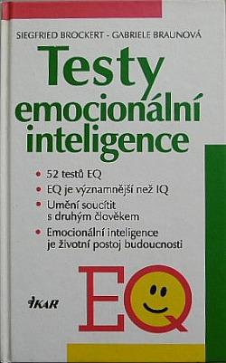 Testy emocionální inteligence obálka knihy